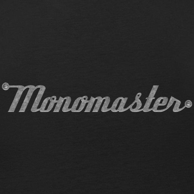 Logo back, Muscleshirt