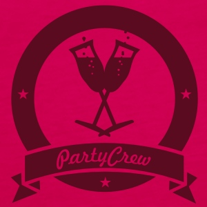 party crew (1c) Tops - Women's Premium Tank Top