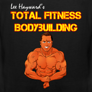 Design ~ Lee Hayward Cartoon Muscle Sleeveless Muscle Shirt