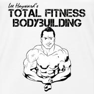 Design ~ Lee Hayward Cartoon Sleeveless Muscle Shirt