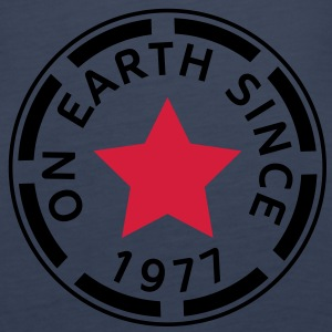 on earth since 1977 (no) Topper - Premium singlet for kvinner