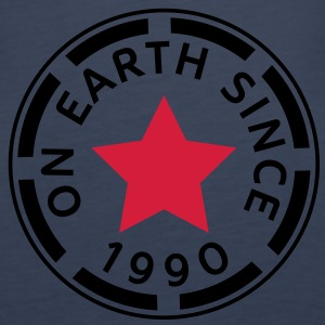 on earth since 1990 (de) Tops - Frauen Premium Tank Top