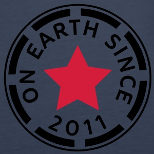on earth since 2011 (nl) Tops - Vrouwen Premium tank top