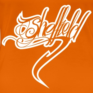 Sheffield T-Shirts - Women's Premium T-Shirt