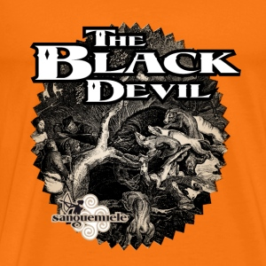 black_boar T-Shirts - Men's Premium T-Shirt