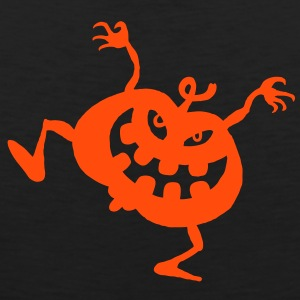 Bad Pumpkin T-Shirts - Men's Premium Tank Top