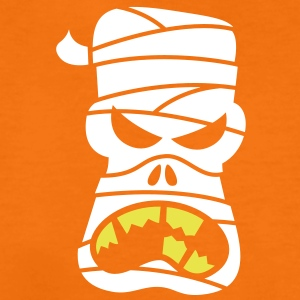 Angry Halloween Mummy Shirts - Teenage Premium T-Shirt