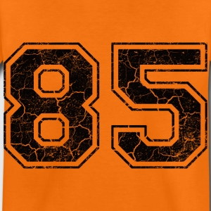 Number 85 in the grunge look Kids' Shirts - Kids' Premium T-Shirt