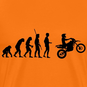 Evolution Enduro Shirt - T-shirt Premium Homme