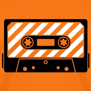 Audio Tape - Music Cassette T-shirts - Mannen Premium T-shirt