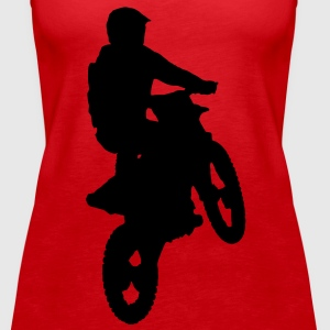 Motocross Tops - Frauen Premium Tank Top