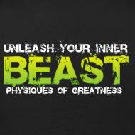 Design ~ Beastmode Beast Green TANK