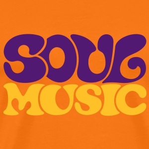 Soul Music T-Shirts - Men's Premium T-Shirt