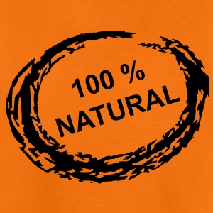 100 % Natural - Kinder Premium T-Shirt