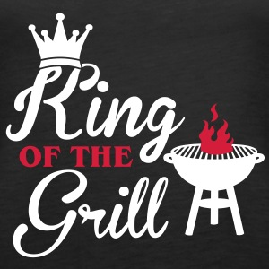 King of the Grill Top - Canotta premium da donna