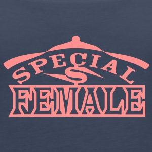special_female_g1 Tops - Women's Premium Tank Top