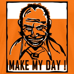 Make_my_Day T-Shirts - Männer Premium T-Shirt