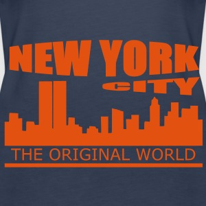 new york city Topy - Tank top damski Premium