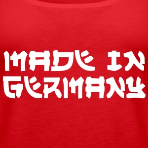 Made in Germany Tops - Women's Premium Tank Top