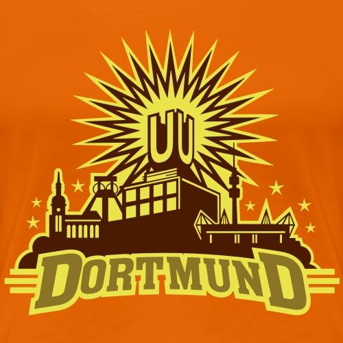 Dortmund, dreifarbig