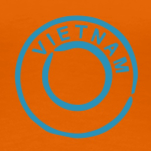 Orange Vietnam T-Shirts - Women's Premium T-Shirt