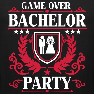 Bachelor Party T-Shirts - Men's Premium Tank Top