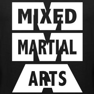 Mixed Martial Arts MMA Muay Thai Boxen Karate Judo T-Shirts - Männer Premium Tank Top