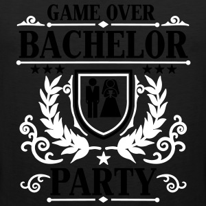 Bachelor Party T-skjorter - Premium singlet for menn