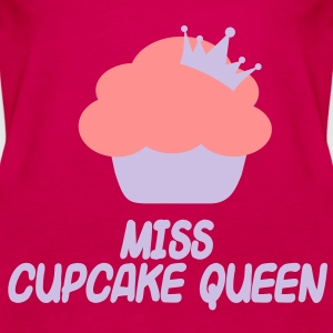Miss Cupcake Queen Tops - Frauen Premium Tank Top