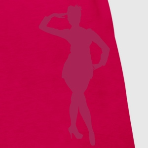 stewardess Tops - Vrouwen Premium tank top