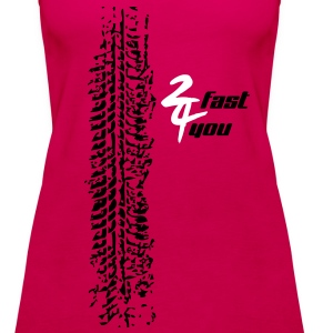 2fast4you - Frauen Premium Tank Top