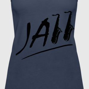 JAzz - Women's Premium Tank Top
