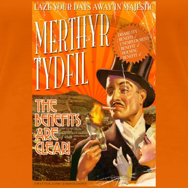 LADIES Taff Tourism: Merthyr