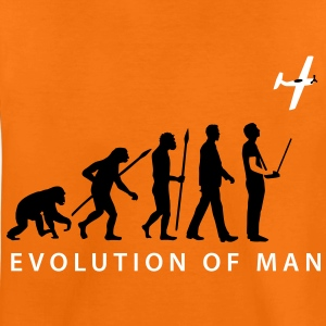 evolution_modellflieger_b_2c T-Shirts - Teenager Premium T-Shirt