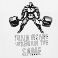 Design ~ Train Insane Tank