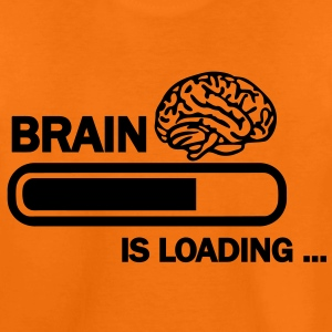 Brain loading T-Shirts - Kinder Premium T-Shirt