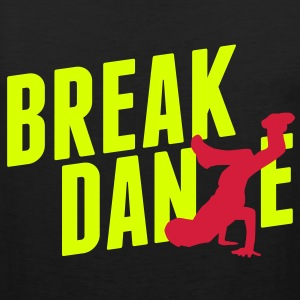 breakdance T-Shirts - Men's Premium Tank Top