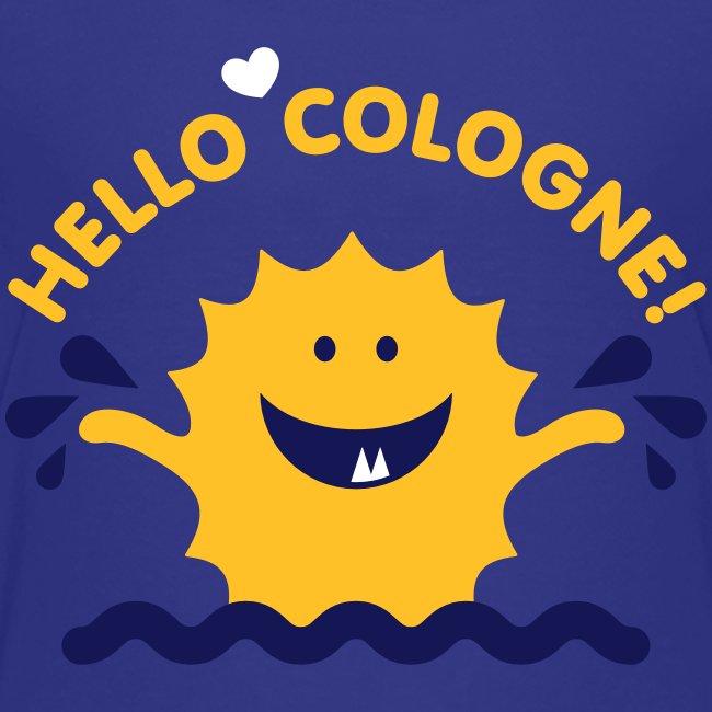 Rhein Monster | Hello Cologne!
