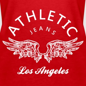 Athletic jeans los angeles Tops - Frauen Premium Tank Top
