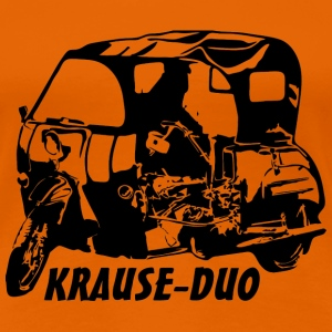 Simson Duo Krause - Frauen Premium T-Shirt