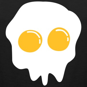 Egg Skull T-Shirts - Men's Premium Tank Top