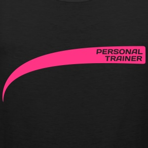 Personal trainer / Drill Instructor T-Shirts - Men's Premium Tank Top