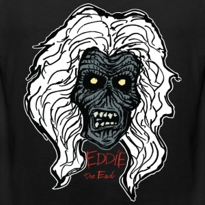 Eddie   the Ead  - head - Tank top męski Premium