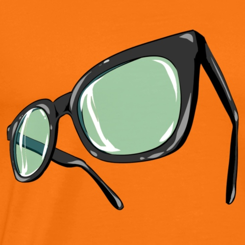 Nerd-Brille Wayfarer