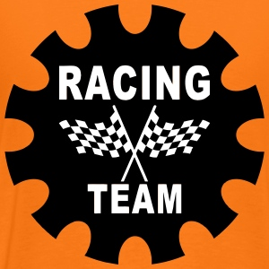 racing team Tee shirts - T-shirt Premium Homme