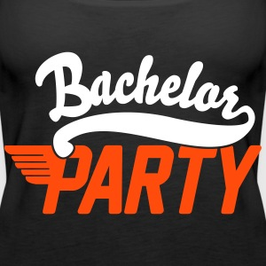 bachelor party Toppe - Dame Premium tanktop