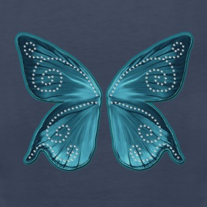 Butterfly wings, fairy, Wonderland, magic Tops - Women's Premium Tank Top