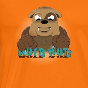 the_mutts_nuts_too T-Shirts - Men's Premium T-Shirt