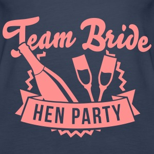 Team Bride - Hen Party Tops - Women's Premium Tank Top