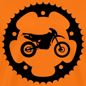 Chainring Enduro  T-Shirts - Men's Premium T-Shirt